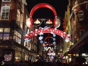 Decorazioni Natalizie Londra.Luci Di Natale E Decorazioni A Londra 2014
